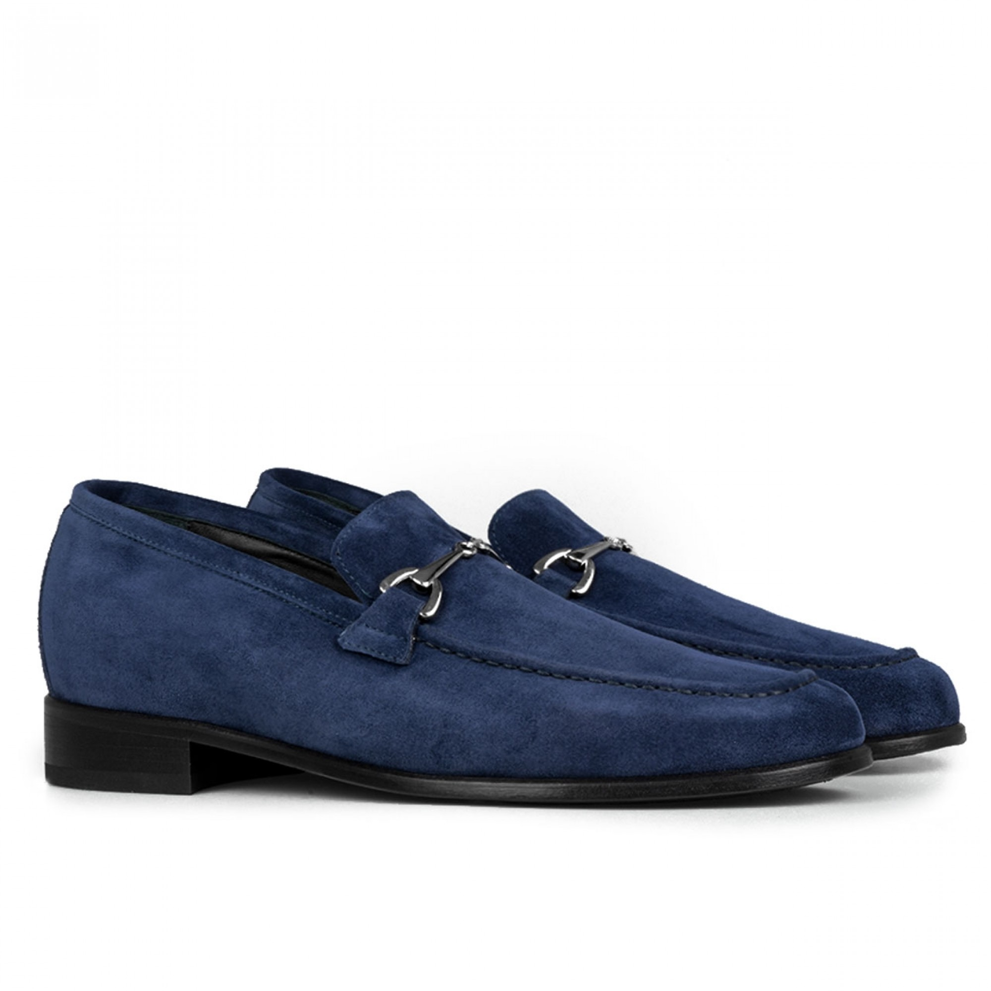 Mocassins rehaussants
