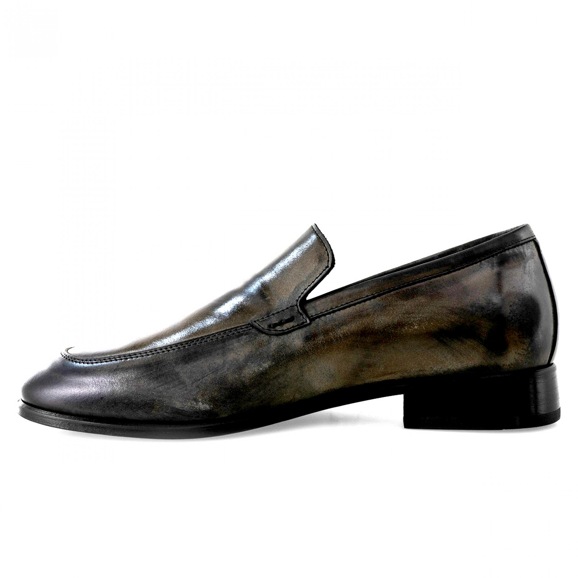 chaussure réhaussante homme