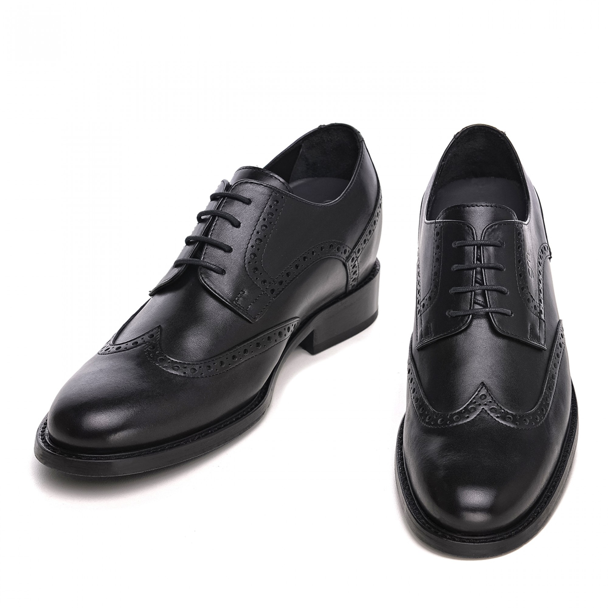 Chaussures derby réhaussantes
